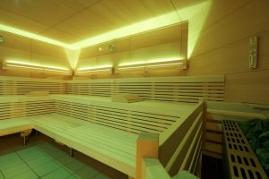 Therme Wien Diana Erlebnisbad Sauna