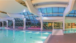 Alpentherme Gastein - Therme in Salzburg - Relax_Becken3