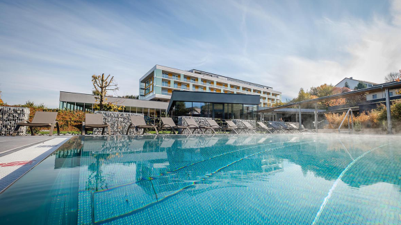 Wellness hotel lebensquell bad zell thermen for Hotel lebensquell bad zell